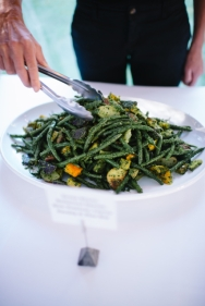 Green Beans, Butternut, Lemon